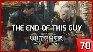 The Witcher 3 ► Ronvid of Small Marsh Final Encounter - Story and Gameplay #70 [PC]