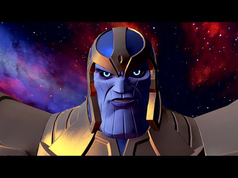 Disney Infinity 3 0 Marvel Battlegrounds Story Part 5 Asgard As