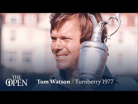 Tom Watson wins