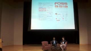 Singapore as a Smart Nation - Vivian Balakrishnan - FOSSASIA Summit 2015
