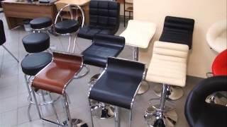 Смотреть видео барные стулья
