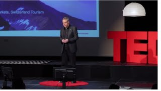 Fun in Marketing: How to Sell Switzerland | Urs Eberhard | TEDxYouth@Zurich