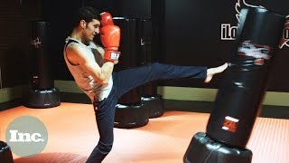 We Test 'Athletic' Jeans: Can They Handle Kickboxing? | Inc.