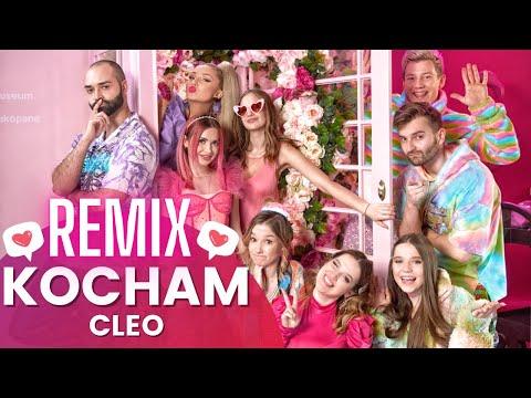 Смотреть клип Cleo - Kocham | Arie5 Remix