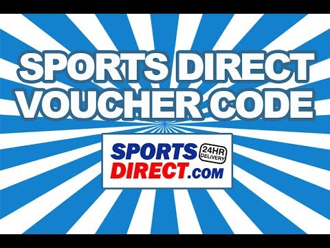 Discount coupons sports direct