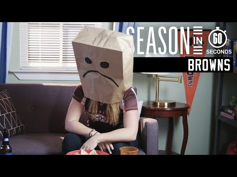 Cleveland Browns Fans | Season In 60 Seconds