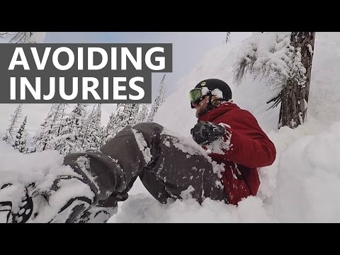 How to Avoid Snowboard Injuries