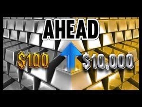 Bo Polny AHEAD $100 Silver, $10,000 Gold NEW