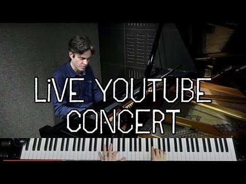 Jacob Koller Live Jazz Piano Concert