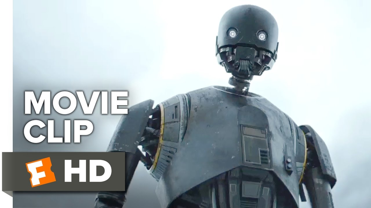 Rogue One: A Star Wars Story Movie CLIP - Jyn is Rescued (2016) - Movie