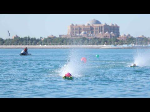 Abu Dhabi WORLD Challenge RC BOAT FINAL