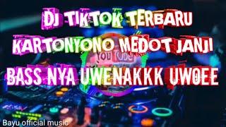 Download Mp3 Dj Tiktok Kartonyono Medot Janji Remix Full Bass Terbaru 2019