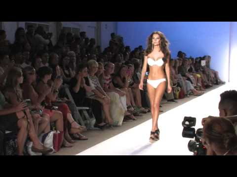 Luxe by Lisa Vogel Swim 2012 #MBFW