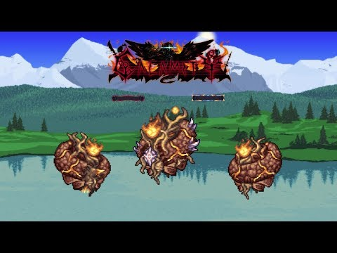 Terraria Calamity Revengeance: Profaned Guardians