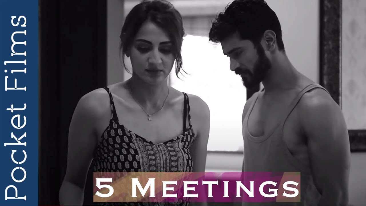 5 Meetings - English Drama Short Film | A love/breakup story