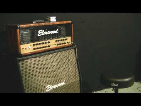Elmwood 3100 demo, 100W tube amp head