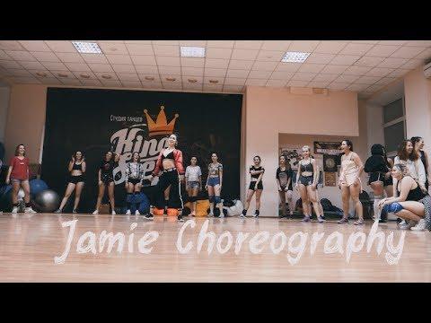 Chris Brown - TEMPO - Dance Choreography by Jamie - #jamie_s_j