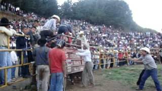 2do Dia De Jaripeo En Huecorio Michoacan Fiesta De La Virgen De La Candelaria