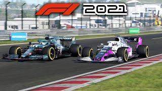 F1 2021 MY TEAM CAREER MODE Part 9 - YESS !!!! YESSSSS !!!