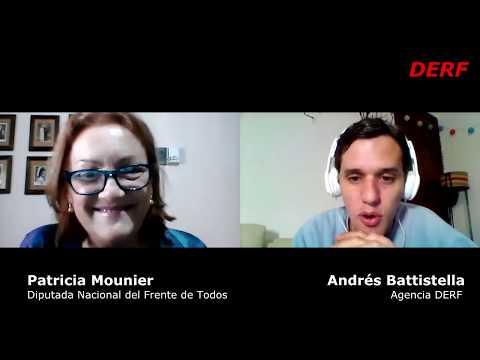 Mounier: Que se respeten los derechos laborales en el teletrabajo