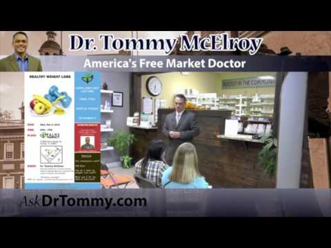 Healthy Weight Loss - Dr. Tommy - America's Free Market Doctor
