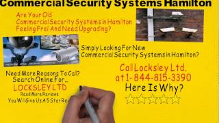 Commercial Security Systems Hamilton | 905-815-3390