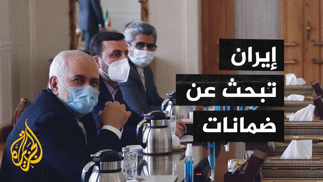 تقارير تشير لرفض إيران العرض الأوروبي للمباحثات مع واشنطن  - نشر قبل 6 ساعة