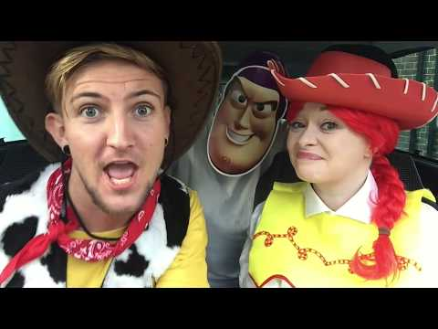 EPIC DISNEY LIP SYNC!!