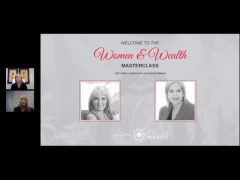 Women's Wealth Masterclass with Hilda & Hanna