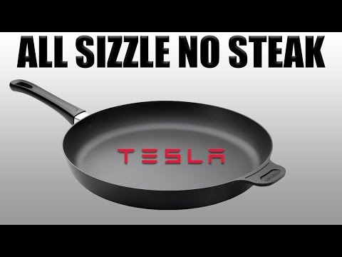 Thumbnail: TESLA - All sizzle no steak