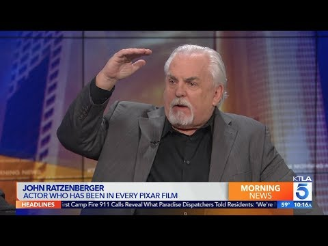 John Ratzenberger On Being Part Of Pixar For 20 Years