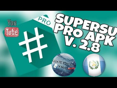 SUPERSU PRO V2 82 ESTABLE!! - ÚLTIMA ACTUALIZACIÓN JULIO 2017 -