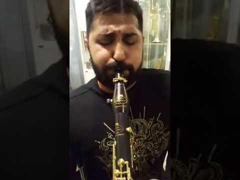 Буретто кларнет видео 2 / Georgi Buretto - 2018