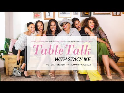 Table Talk with Stacy Ike : Episode 1