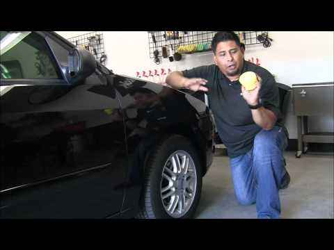 Tire Dressing Pad - Applicator for Auto Detailing