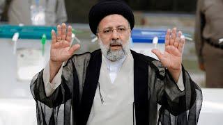 video: Hardline judge wins landslide victory in Iran election