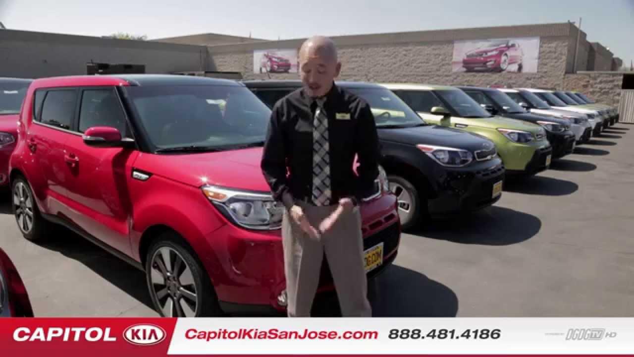 Marvelous 2015 Kia Soul | Capitol Kia | San Jose, CA