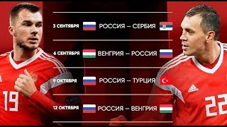 Сборная России обыграет Венгрию на Лиге Наций