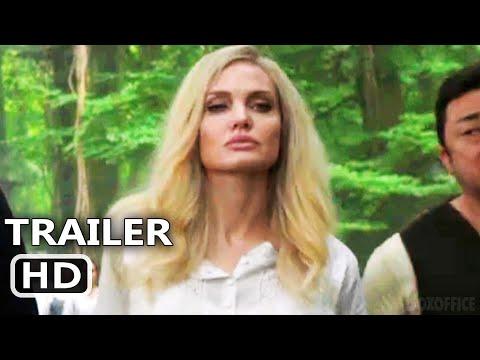 MARVEL'S ETERNALS Teaser Trailer (2021) Angelina Jolie, Marvel Movie
