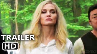 MARVEL 'S ETERNALS Teaser Trailer (2021) Angelina Jolie, Marvel Movie
