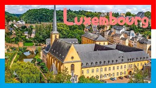 IL PICCOLO GRANDUCATO - Città di Lussemburgo (Discovering Luxembourg Ep.1)