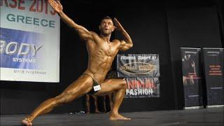 Georgios Chelidonas (GRE), WFF Universe 2013