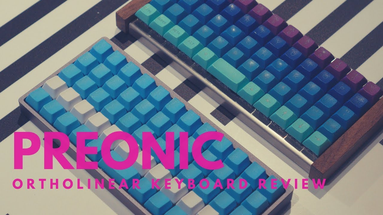 Preonic Mechanical Keyboard Review