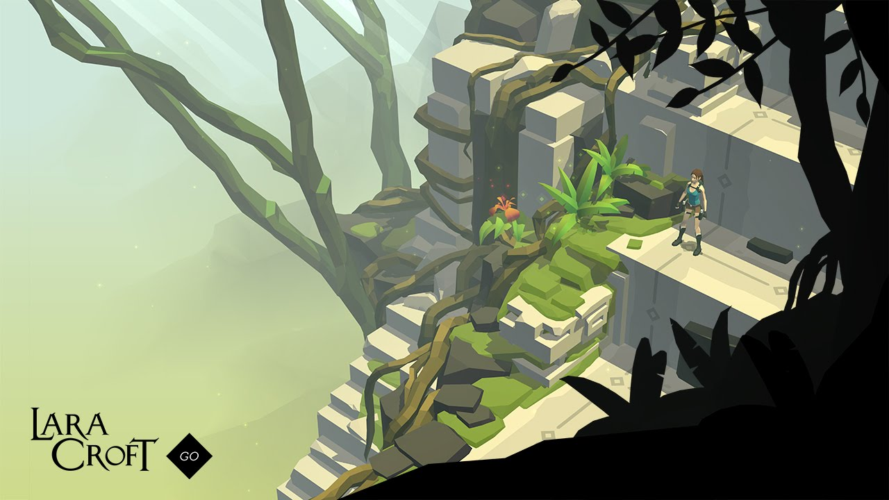 تحفه Square Enix لمحبى الالغاز والاثاره : Lara Croft GO v1.0.48285 مهكره جاهزه