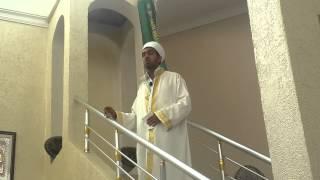 Emrah ef. AZIRI Hutba ki Amdi-Pashina Dzamija 2-Del