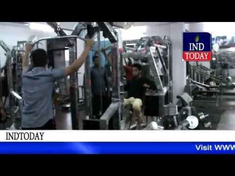 Asaduddin owaisi, Actor Suman inaugurates Mr. World Mohtehsham Fitness Club in old city hyderabad