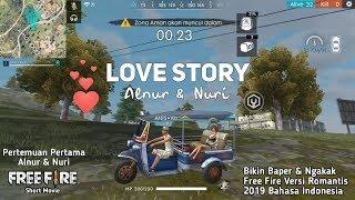 Film Free Fire Romantis LOVE STORY Alnur & Nuri Pertemuan Pertama -  (Short Movie) Bahasa Indonesia