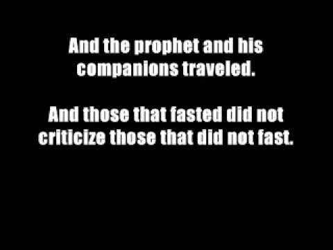 Should the traveler fast ? - Suhaymee and Ibn Baaz