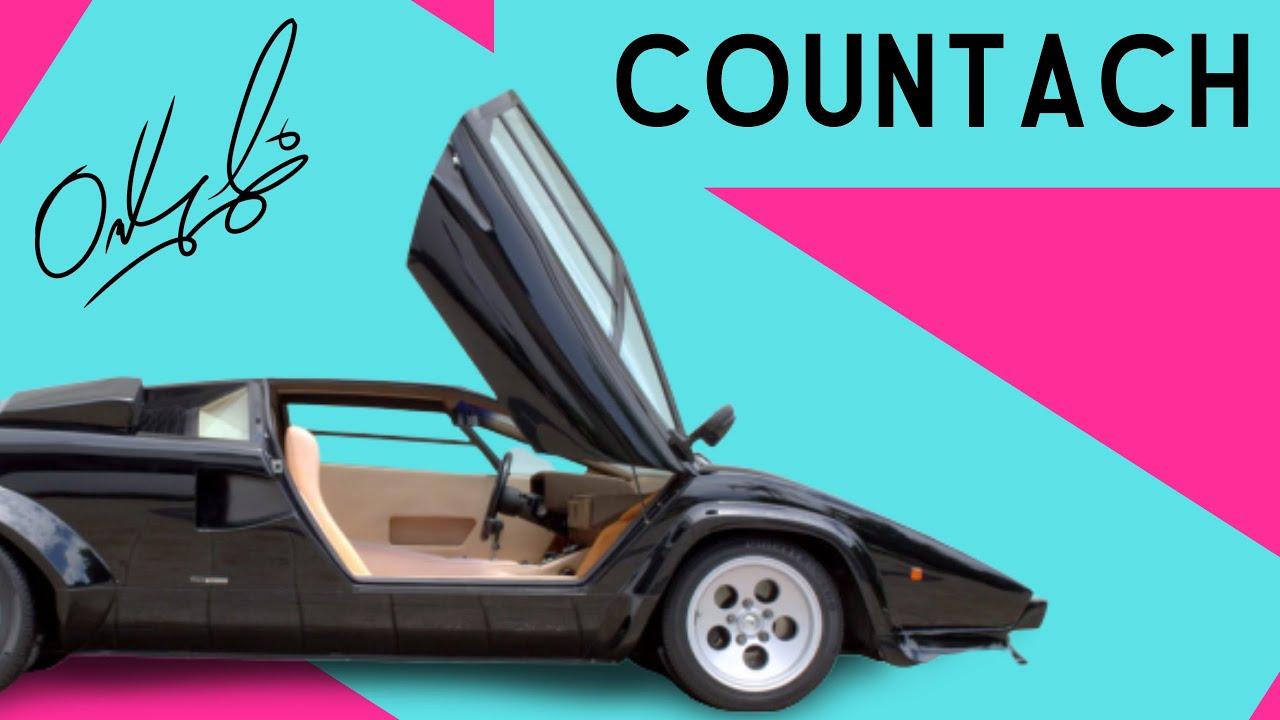 1981 Lamborghini Countach For Sale Lp400s All Origina