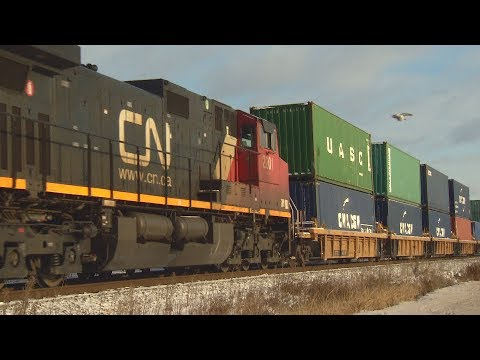 Protest sparks economic concerns over freight train disruptions